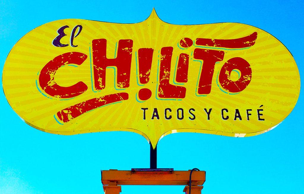 El Chilito Signage